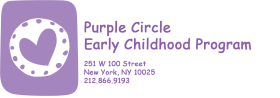 Logo Purple Circle